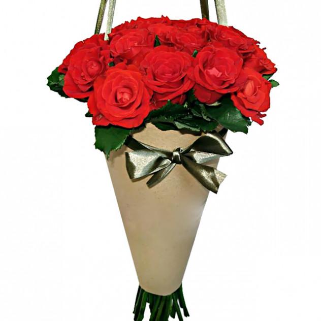 Букет из роз № 4